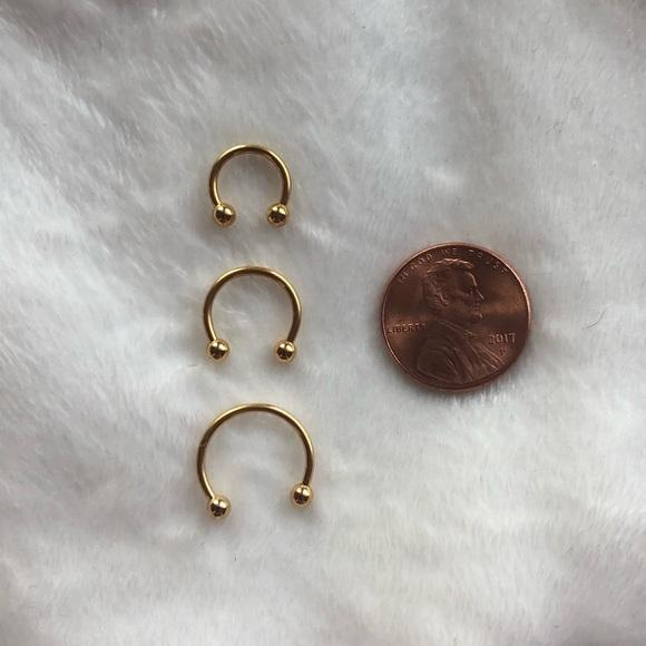 Jewelry 16 Gauge Septum Rings Poshmark
